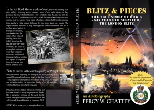 My autobiography - Blitz and Pieces