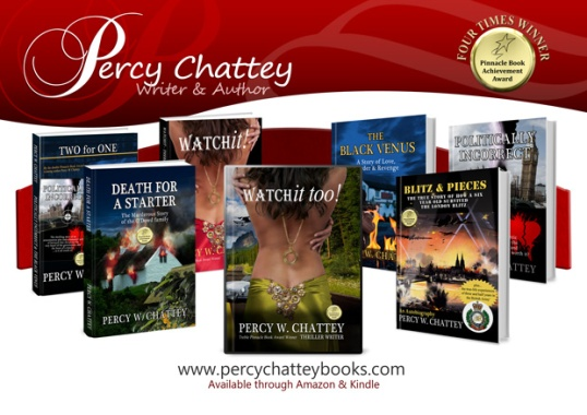 Percy Chattey Books