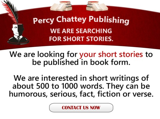 Authors: We need your short story