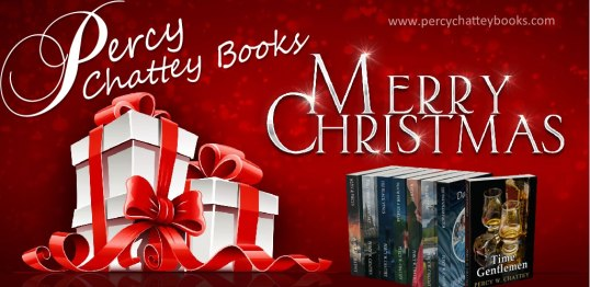 Merry Christmas from Percy Chattey Books
